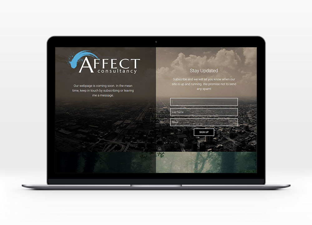 affect-consultancy-website